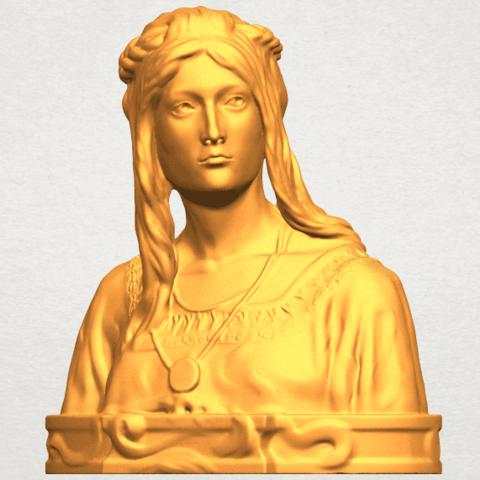 A02.png Télécharger fichier STL gratuit Vittoria Colonna • Objet pour impression 3D, GeorgesNikkei