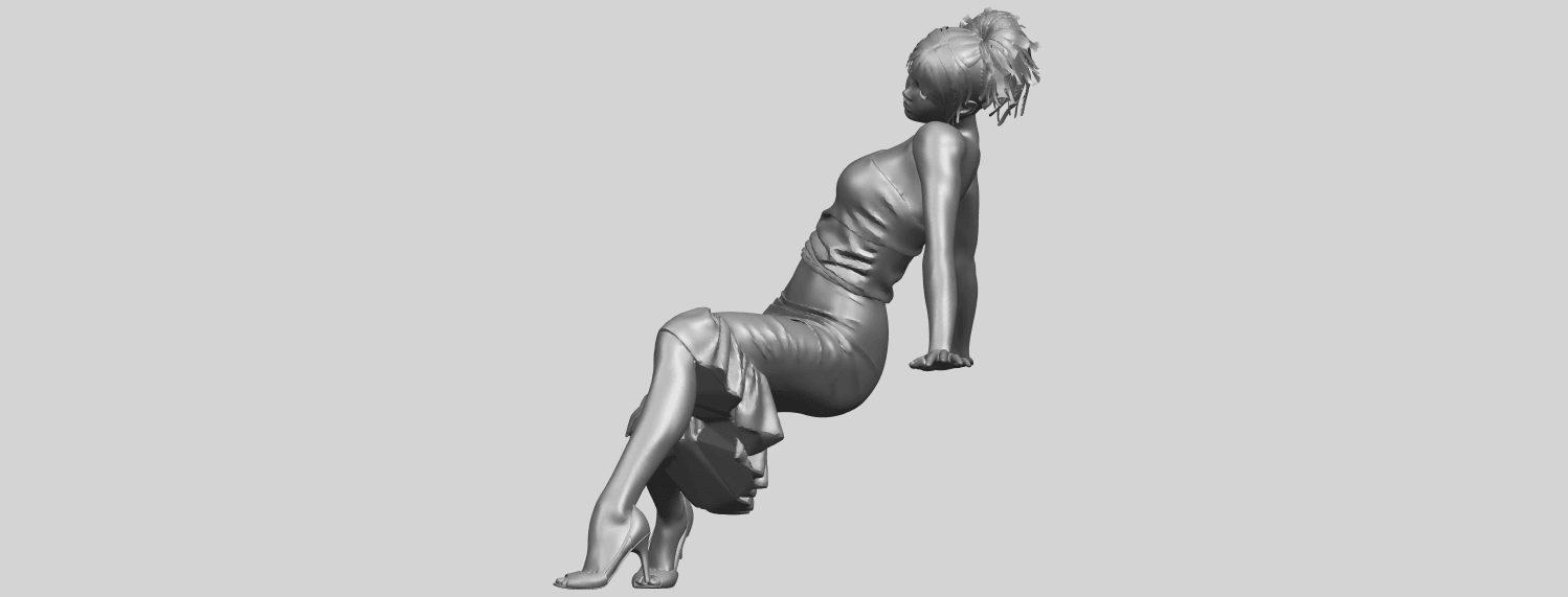 06_TDA0657_Naked_Girl_G05A03.png Download free STL file Naked Girl G05 • 3D printing object, GeorgesNikkei