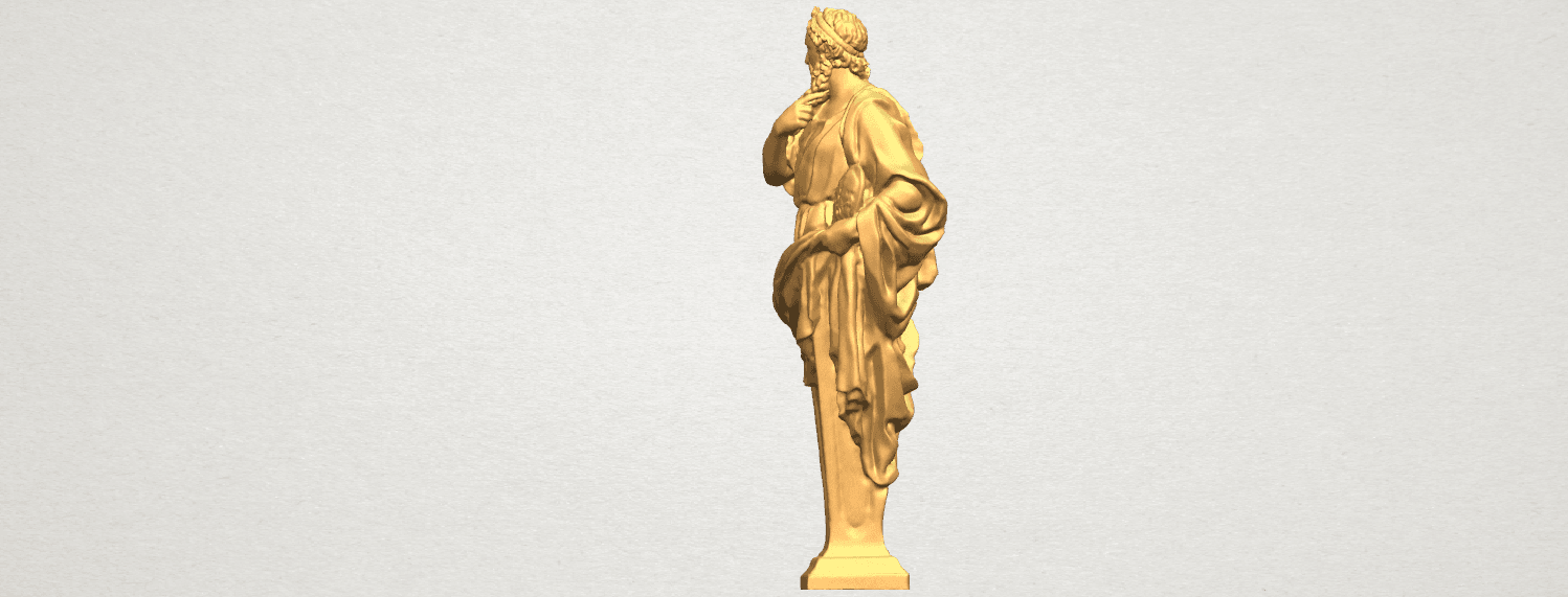 TDA0460 Plato A03.png Download free STL file Plato • 3D printing template, GeorgesNikkei