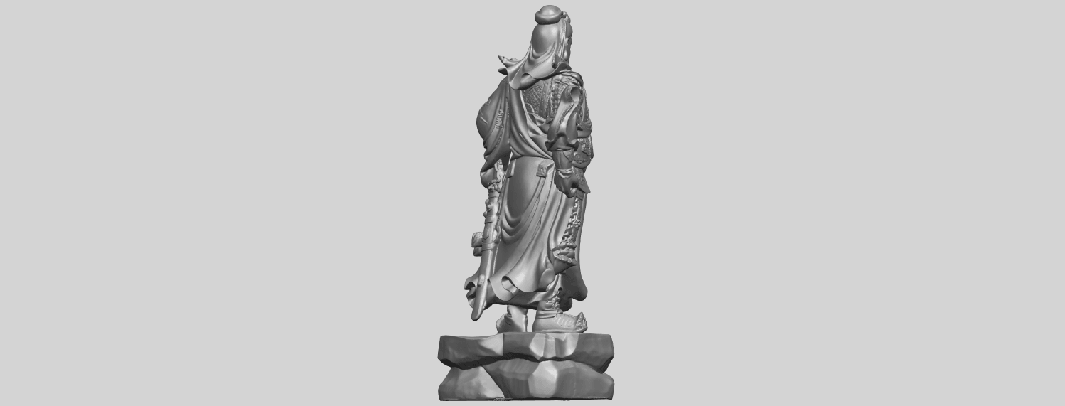 03_TDA0330_Guan_Gong_iiiA08.png Download free STL file Guan Gong 03 • 3D printable template, GeorgesNikkei