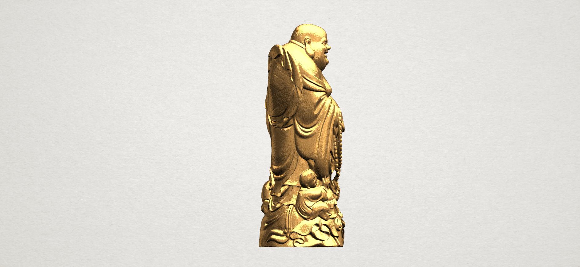 TDA0070 Metteyya Buddha 03 - 88mm - A07.png Download free STL file Metteyya Buddha 03 • 3D printing object, GeorgesNikkei