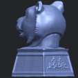 20_TDA0510_Chinese_Horoscope_of_Tiger_02B05.png Download free STL file Chinese Horoscope of Tiger 02 • 3D print object, GeorgesNikkei