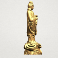 Download free 3D model Avalokitesvara Buddha - Standing 04, GeorgesNikkei