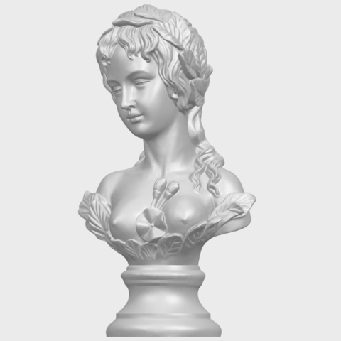 12_Bust_of_Venus_80mmA02.png Download free STL file Bust of Venus • 3D print model, GeorgesNikkei