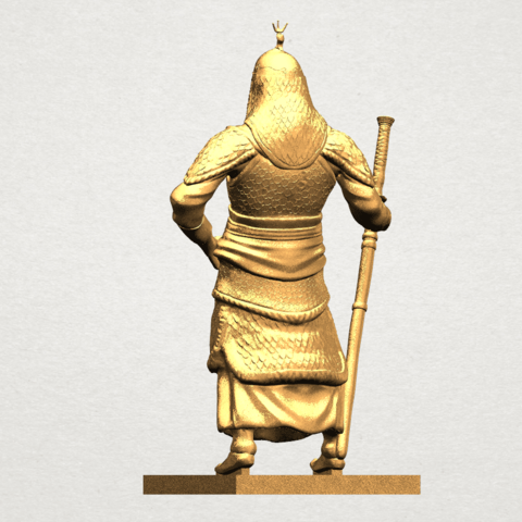 Age of Empire - warrior -C05.png Download free STL file Age of Empire - warrio • 3D print design, GeorgesNikkei