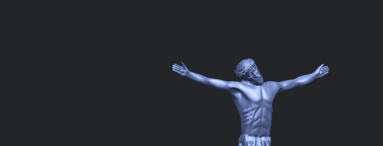 04_TDA0232_Jesus_iii_88mmA10.png Download free STL file Jesus 03 • 3D printable template, GeorgesNikkei