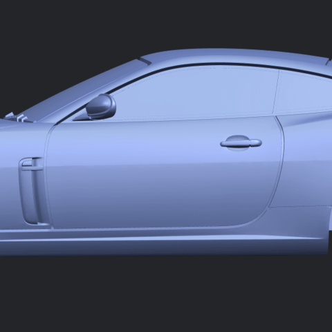 TDB003_1-50 ALLA01.png Download free STL file Jaguar X150 Coupe Cabriolet 2005 • 3D printing template, GeorgesNikkei