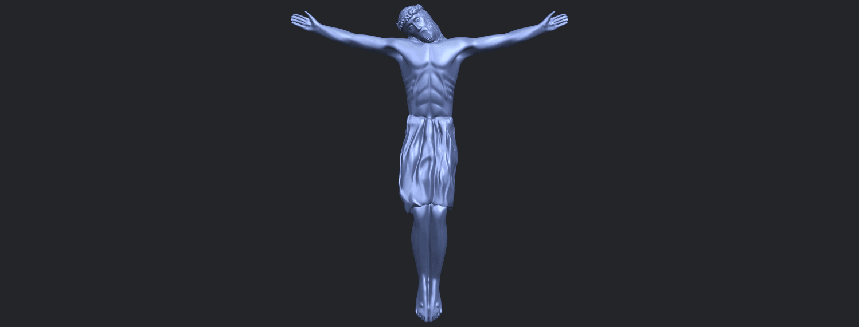 04_TDA0232_Jesus_iii_88mmB01.png Download free STL file Jesus 03 • 3D printable template, GeorgesNikkei