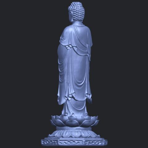 10_TDA0176_Gautama_Buddha_Standing_iiiB08.png Download free STL file Gautama Buddha Standing 03 • 3D printing design, GeorgesNikkei