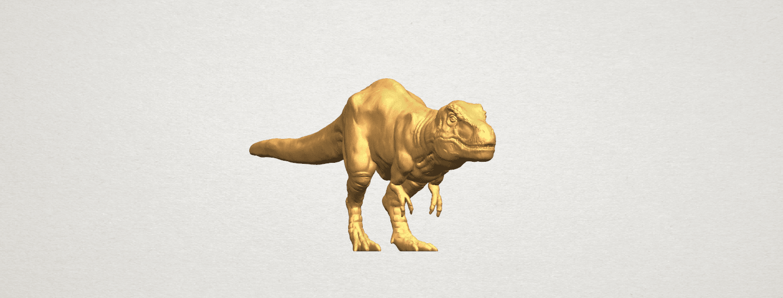 TDA0611 Tyrannosaurus A06.png Download free STL file Tyrannosaurus • 3D printing model, GeorgesNikkei