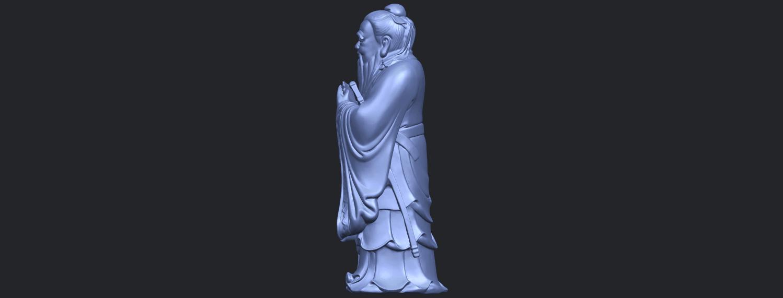 13_TDA0341_ConfuciusB04.png Download free STL file Confucius • 3D printable model, GeorgesNikkei