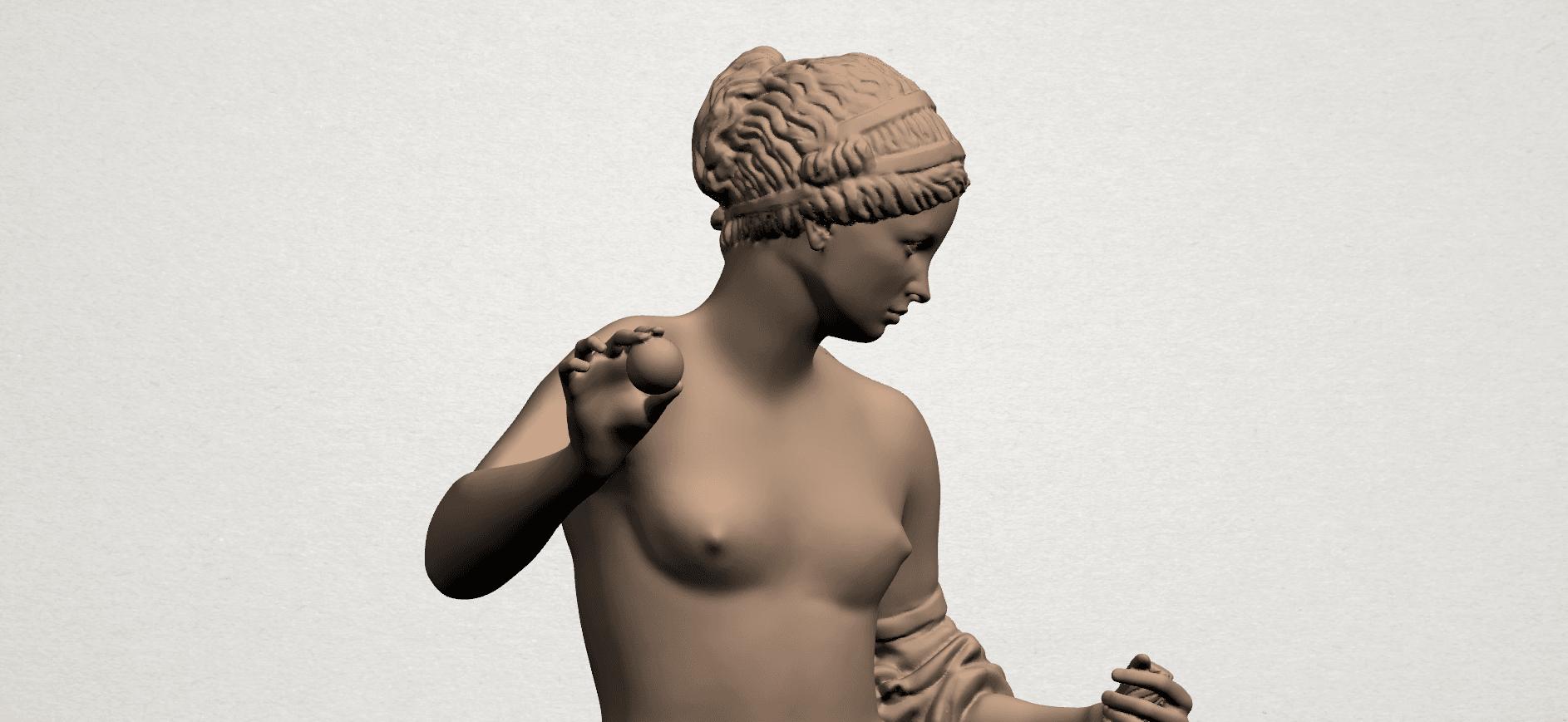 Naked Girl (xiv) A09.png Télécharger fichier STL gratuit Fille nue 14 • Plan pour imprimante 3D, GeorgesNikkei