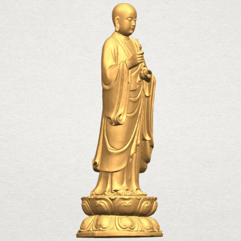 TDA0495 The Medicine Buddhav A07.png Download free STL file The Medicine Buddha • 3D print object, GeorgesNikkei