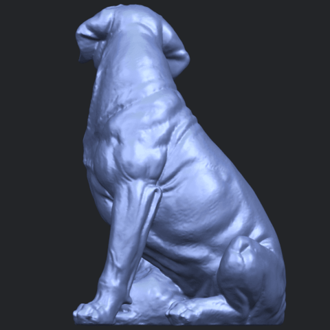 02_TDA0526_Dog_and_PuppyB08.png Download free STL file Dog and Puppy 01 • Model to 3D print, GeorgesNikkei