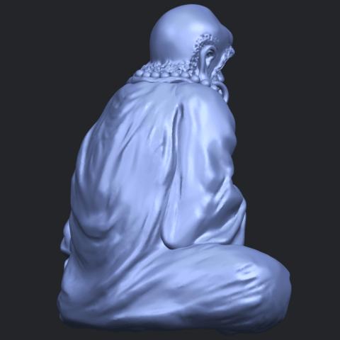 02_Da_Mo__(i)_88mmB08.png Télécharger fichier STL gratuit Da Mo 01 • Modèle imprimable en 3D, GeorgesNikkei