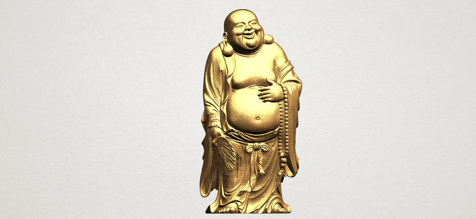 TDA0070 Metteyya Buddha 01 - 88mm - A01.png Download free STL file Metteyya Buddha 01 • 3D print object, GeorgesNikkei