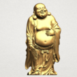Download free 3D printing designs Metteyya Buddha 01, GeorgesNikkei