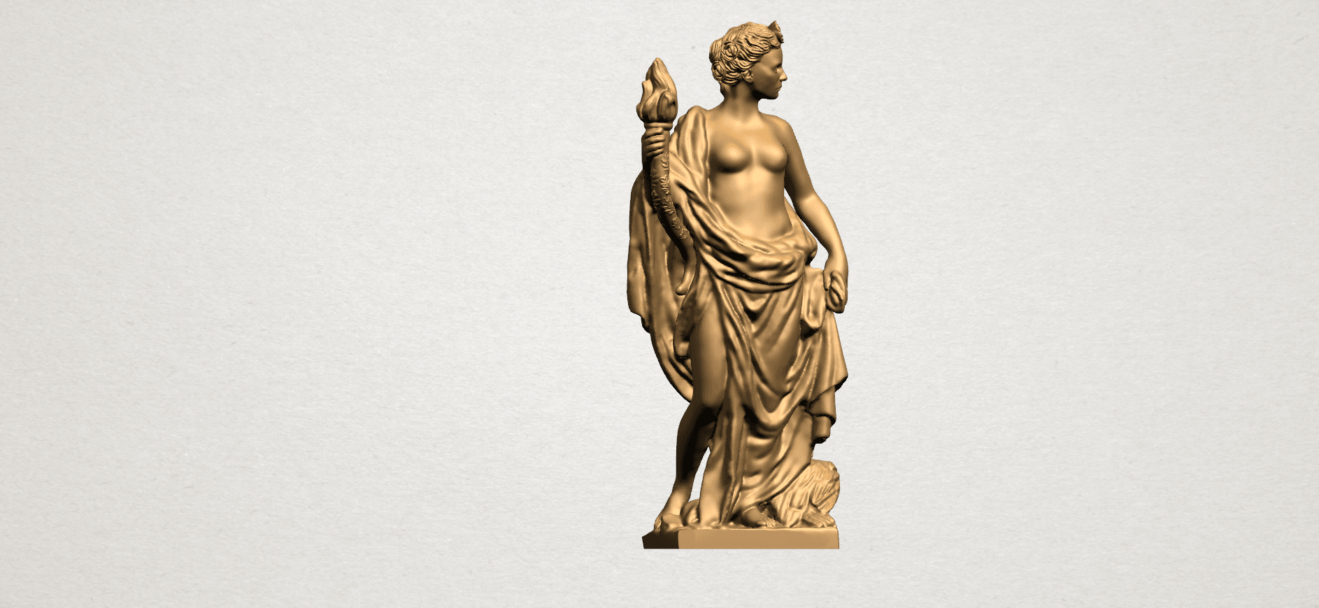 Artemis (i) - A08.png Download free STL file Artemis 01 • Template to 3D print, GeorgesNikkei