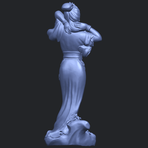 18_TDA0447_Fairy_02B07.png Download free STL file Fairy 02 • 3D printing object, GeorgesNikkei