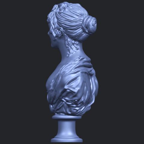 24_TDA0201_Bust_of_a_girl_01B04.png Télécharger fichier STL gratuit Buste d'une fille 01 • Modèle à imprimer en 3D, GeorgesNikkei