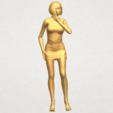 Free 3D printer model  Beautiful Girl 12, GeorgesNikkei