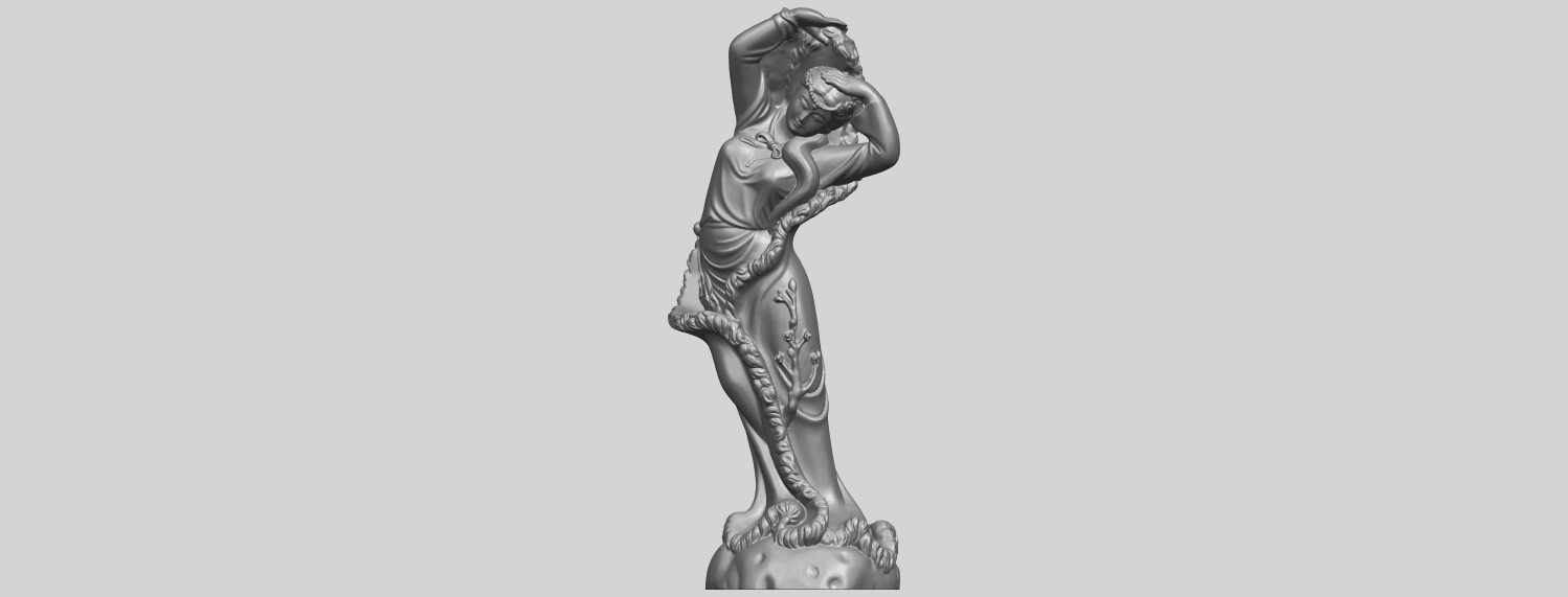 08_TDA0450_Fairy_05A01.png Download free STL file Fairy 05 • 3D print model, GeorgesNikkei