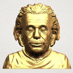 Free 3d printer designs Einstein, GeorgesNikkei