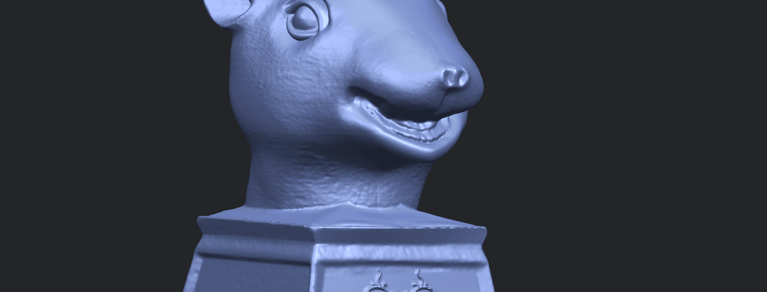 17_TDA0508_Chinese_Horoscope_of_Rat_02A10.png Download free STL file Chinese Horoscope of Rat 02 • 3D printable model, GeorgesNikkei