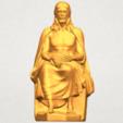 Modelos 3D gratis Jesús 06, GeorgesNikkei