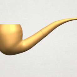 Download free 3D printing designs Tobacco pipe, GeorgesNikkei