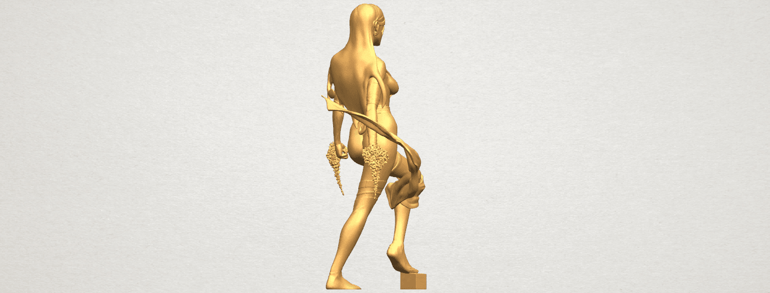 TDA0476 Beautiful Girl 10 A05.png Download free STL file Beautiful Girl 10 • 3D printable design, GeorgesNikkei