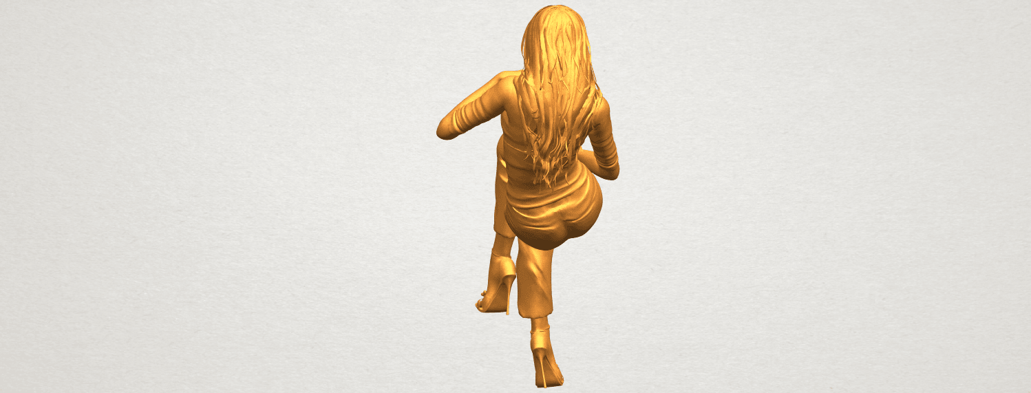 A06.png Download free STL file Naked Girl I05 • Object to 3D print, GeorgesNikkei