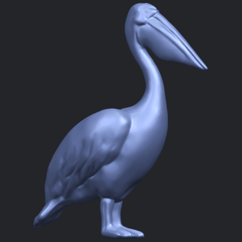 02_TDA0596_PelicanB07.png Download free STL file Pelican • 3D print model, GeorgesNikkei