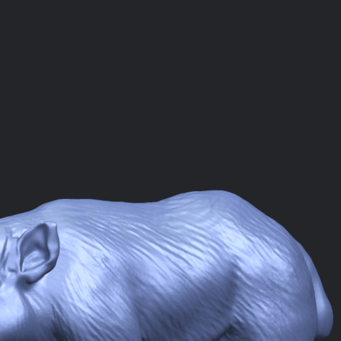 13_TDA0320_Pig_ii_A10.png Download free STL file Pig 02 • 3D printable object, GeorgesNikkei