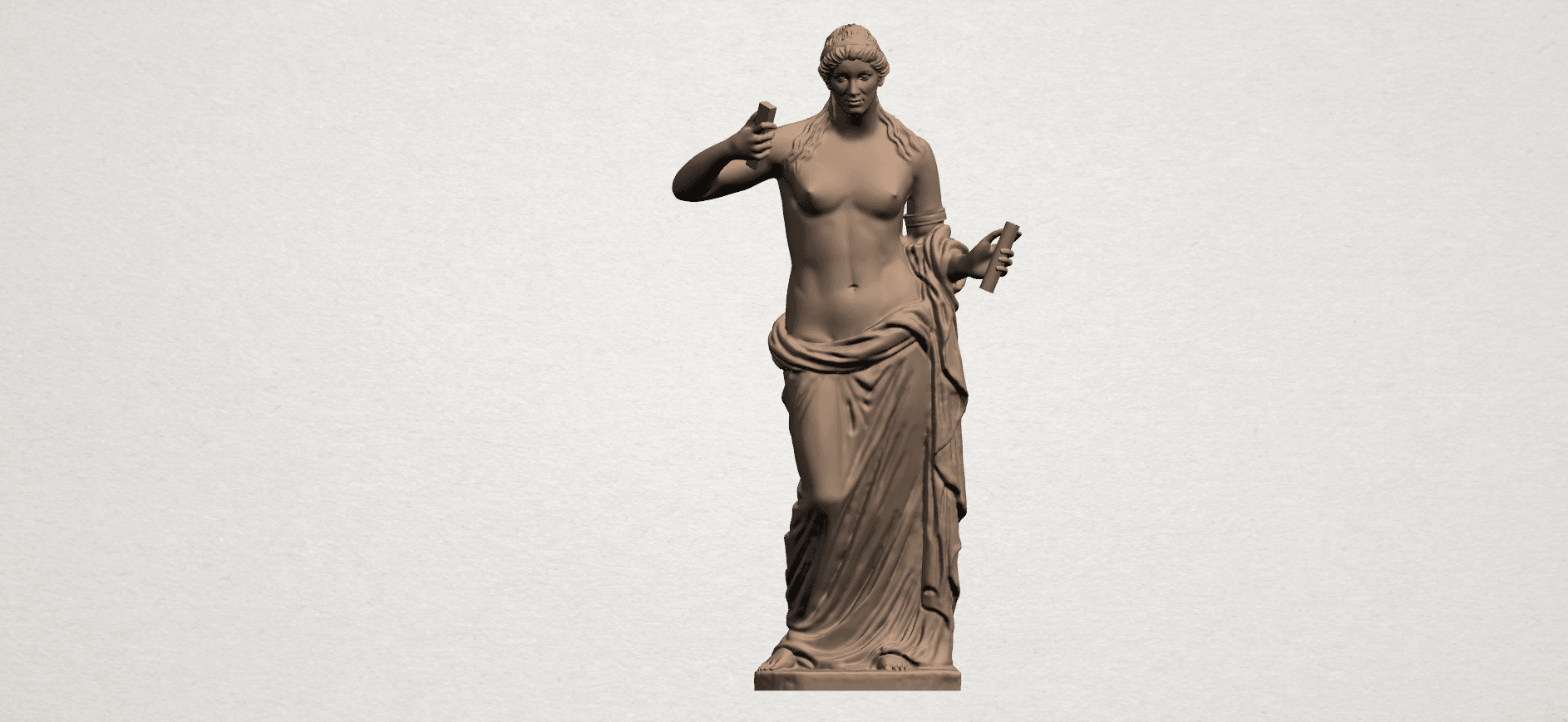 Naked Girl (xi) A01.png Download free STL file Naked Girl 11 • 3D printable model, GeorgesNikkei