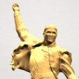 Statue of Freddie Mercury A10.png Download free STL file Statue of Freddie Mercury • 3D printable template, GeorgesNikkei