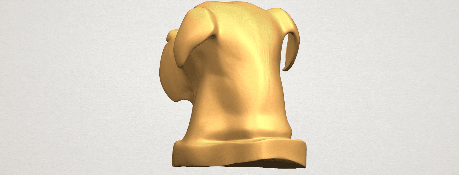 TDA0535 Dog Head A07.png Download free STL file Dog Head • Model to 3D print, GeorgesNikkei