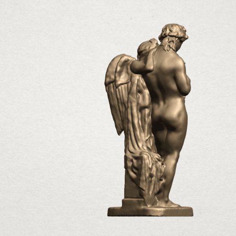 Angel (iv) A05.png Download free STL file Angel 04 • Object to 3D print, GeorgesNikkei