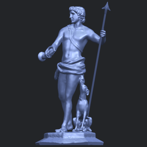 07_TDA0265_MeleagerB03.png Download free STL file Meleager • 3D printing model, GeorgesNikkei