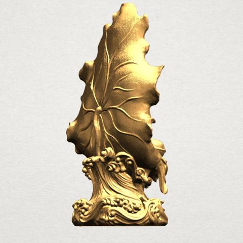 Avalokitesvara Buddha (with Lotus Leave) (ii) A07.png Download free STL file Avalokitesvara Buddha (with Lotus Leave) 02 • Model to 3D print, GeorgesNikkei