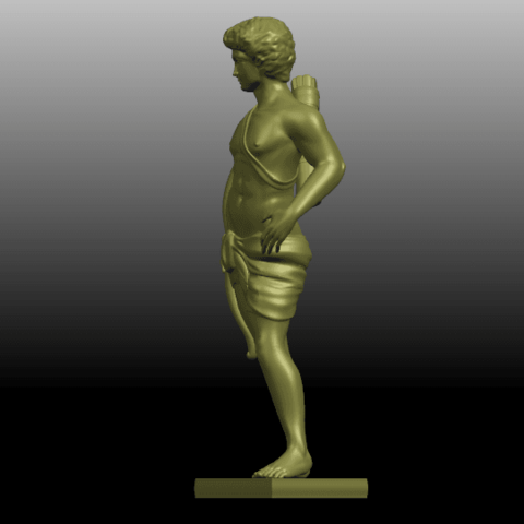 03.png Download free STL file Michelangelo 02 • Template to 3D print, GeorgesNikkei