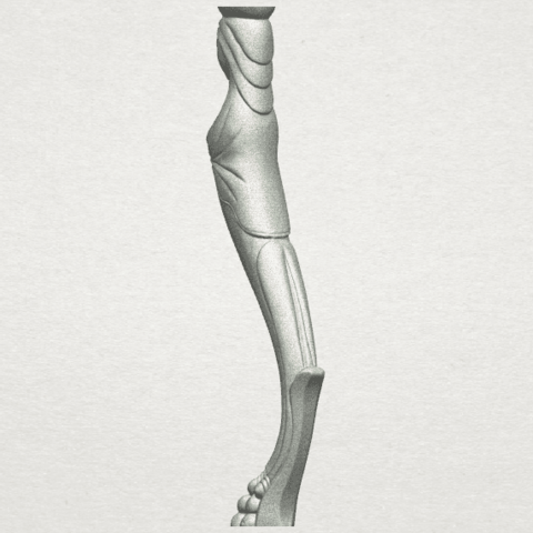 TDA0263 Table Leg (i) A02.png Download free STL file Table Leg 01 • Design to 3D print, GeorgesNikkei