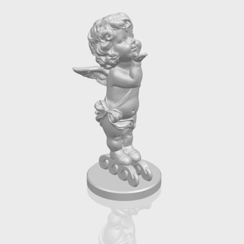 03_TDA0480_Angel_Baby_03A00-1.png Download free STL file Angel Baby 03 • 3D printing template, GeorgesNikkei