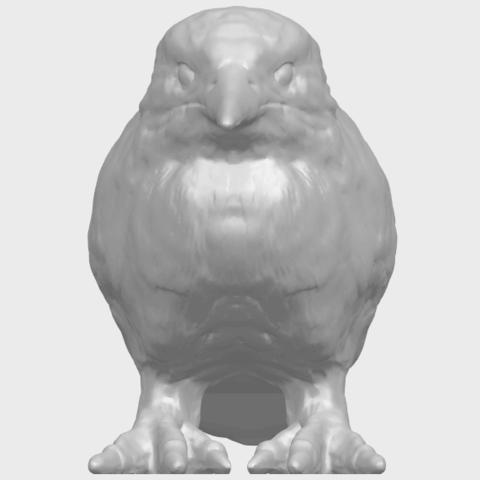 TDA0752_KingfisherA09.png Télécharger fichier STL gratuit Martin-pêcheur • Objet pour impression 3D, GeorgesNikkei