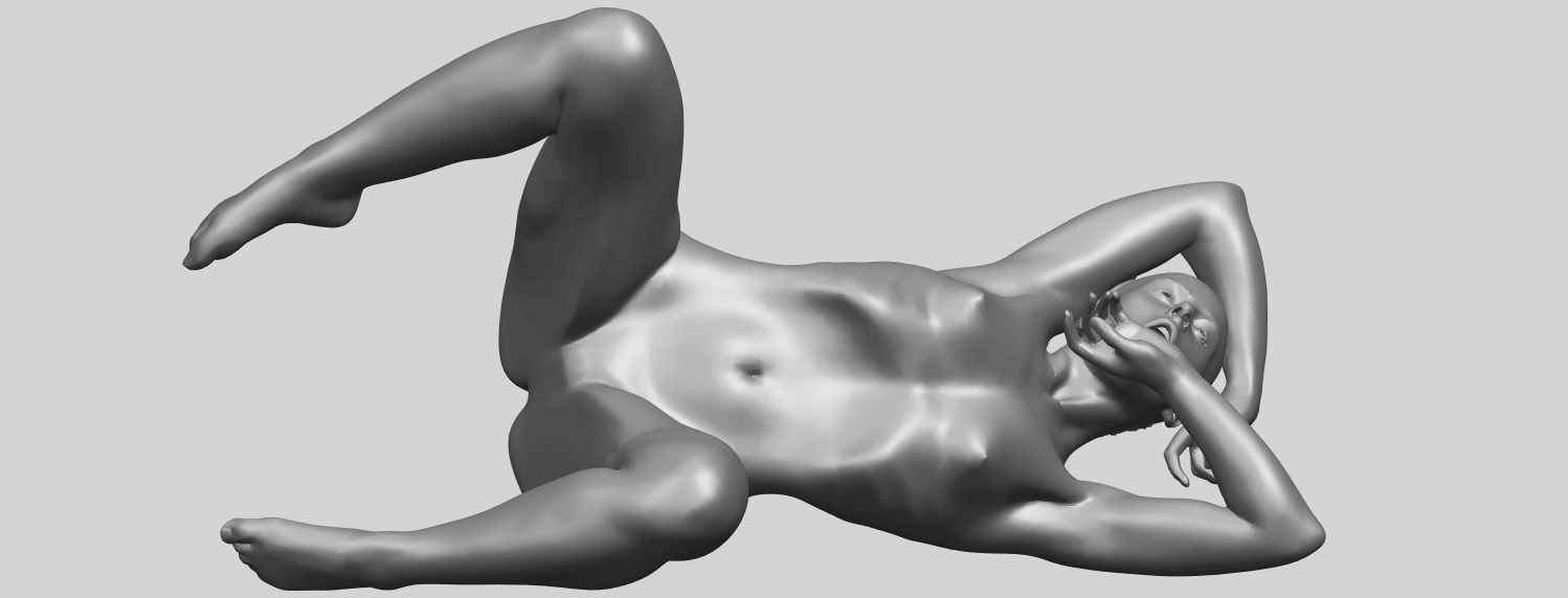 18_TDA0280_Naked_Girl_A07A03.png Download free STL file Naked Girl A07 • 3D printable template, GeorgesNikkei