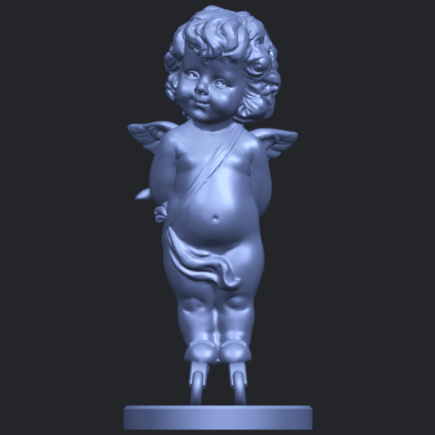 15_TDA0478_Angel_Baby_01B01.png Download free STL file Angel Baby 01 • 3D print template, GeorgesNikkei
