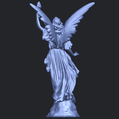 17_TDA0202_Statue_01_-88mmB06.png Télécharger fichier STL gratuit Statue 01 • Design à imprimer en 3D, GeorgesNikkei