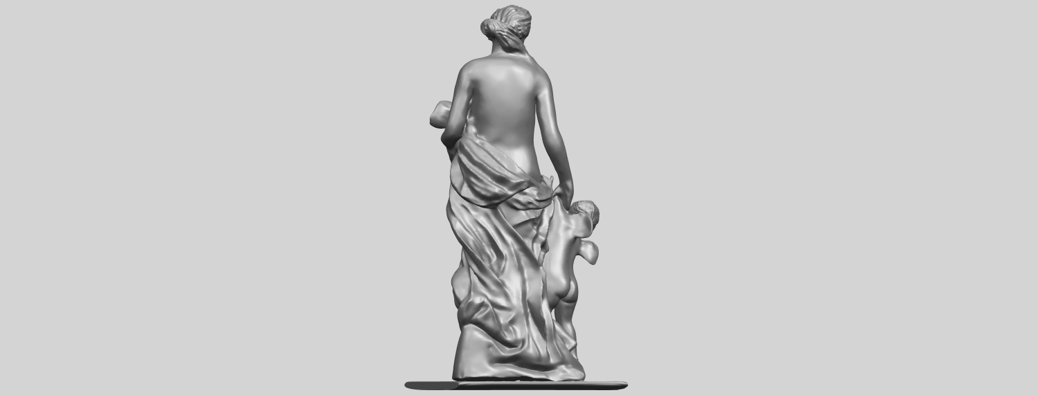 08_Mother_and_Child_v_80mmA06.png Download free STL file Mother and Child  05 • 3D printable model, GeorgesNikkei