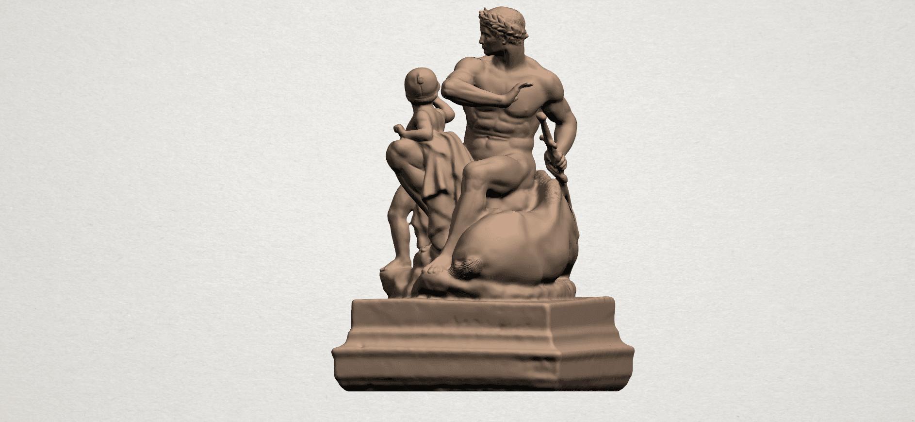 Father and Son (ii) A03.png Télécharger fichier STL gratuit Père et Fils 02 • Plan à imprimer en 3D, GeorgesNikkei