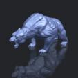 15_TDA0744_Bear_02B00-1.png Télécharger fichier STL gratuit Ours 02 • Plan à imprimer en 3D, GeorgesNikkei